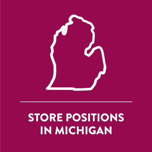 store positions in Michigan